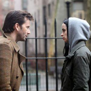 David Tennant volta como Kilgrave na segunda temporada de Jessica Jones!