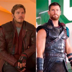 Chris Hemsworth ficou estranhamente abalado ao conhecer Chris Pratt, entenda!