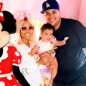 Blac Chyna e Rob Kardashian não estão disputando a custódia da filha!