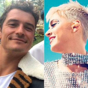 Katy Perry se reaproxima de Orlando Bloom: - É legal manter pessoas que você ama ao seu redor