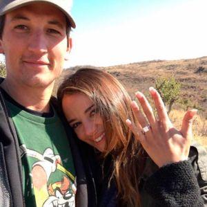 Miles Teller, ator de Divergente, está noivo!