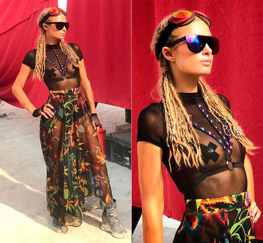 9e4e478e47c61 Selena Gomez aposta em longo transparente em evento de moda. Veja as ...