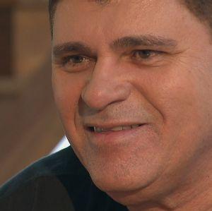 Domingos Montagner. Foto do site da Entretenimento R7 que mostra Ator de Velho Chico, Batoré diz que atores da novela desprezaram morte de Domingos Montagner