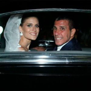 Eri Johnson. Foto do site da Entretenimento R7 que mostra Casamento de Eri Johnson com estudante de medicina chega ao fim