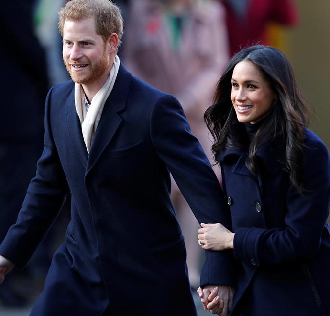 cf187025a Segundo o TMZ, o príncipe teria liberado a transmissão de seu casamento,  assim como aconteceu com o irmão, príncipe William, e os pais Charles e  Diana