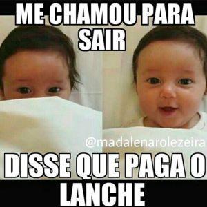 Bruno Gissoni. Foto do site da Entretenimento R7 que mostra Madalena, filha de Bruno Gissoni e Yanna Lavigne, vira meme no Instagram. Confira os famosos que já viraram memes!