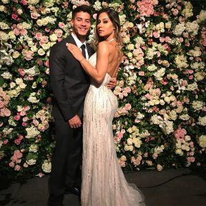 Arthur Aguiar. Foto do site da Entretenimento R7 que mostra Mayra Cardi adianta casamento com Arthur Aguiar para engravidar:  Queremos ter filhos