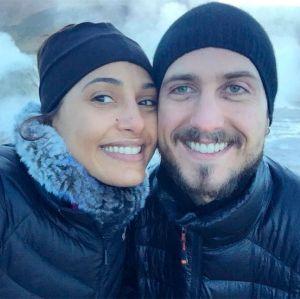Camila Pitanga. Foto do site da Entretenimento R7 que mostra Camila Pitanga e Igor Angelkorte terminam namoro de dois anos. Confira os famosos que anunciaram o fim do relacionamento em 2017!