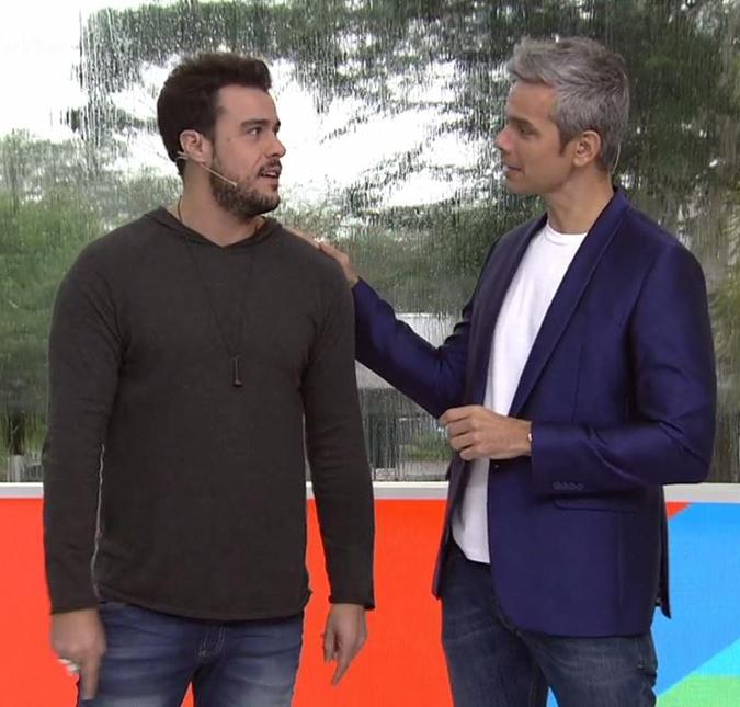 Otaviano Costa vai às lágrimas ao se despedir de Joaquim Lopes ... bbe3ec1d58545