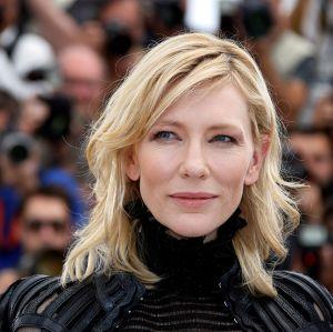 Cate Blanchett. Foto do site da Entretenimento R7 que mostra Cate Blanchett é nomeada presidente do júri do Festival de Cannes!