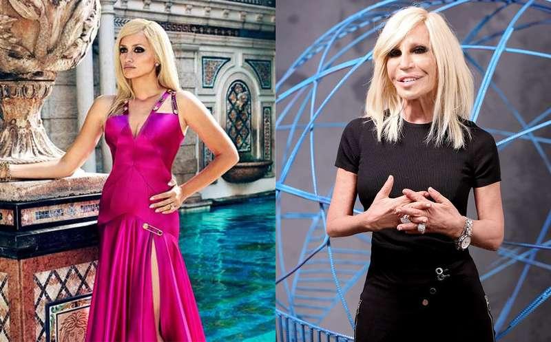 eafc93c59 A série estreia nesta quinta-feira, dia 18, e conta com Penélope Cruz  interpretando Donatella Versace
