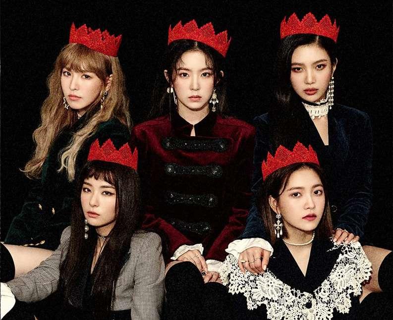 e460a1c7c2 Conheça mais sobre a banda de k-pop Red Velvet! - Estrelando