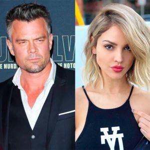 Fergie. Foto do site da Entretenimento R7 que mostra Josh Duhamel estaria se envolvendo com Eiza Gonzáles após divórcio com Fergie
