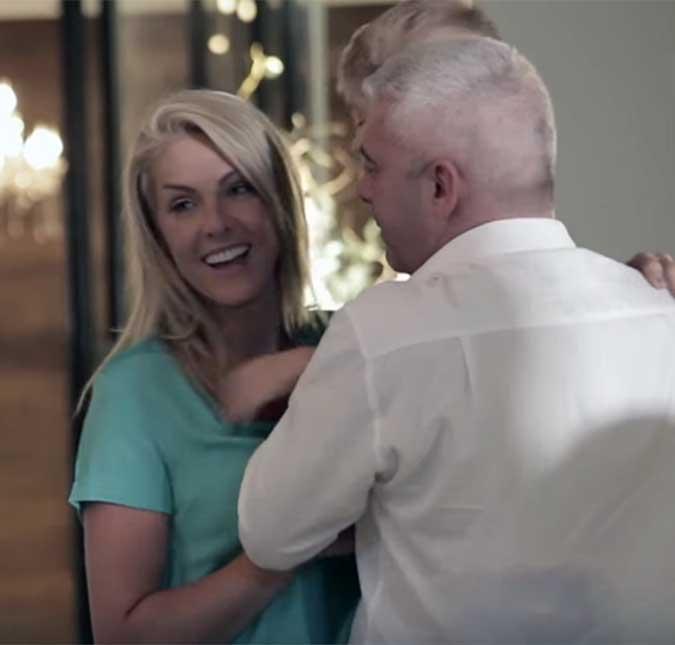 Ana Hickmann ganha festa surpresa tipicamente gaúcha, assista ao vídeo! afa6a14472