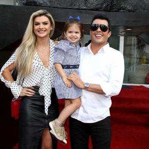 Ceara. Foto do site da Entretenimento R7 que mostra Mirella Santos e Ceará levam Valentina para festa de sobrinho de Sabrina Sato, veja as fotos!