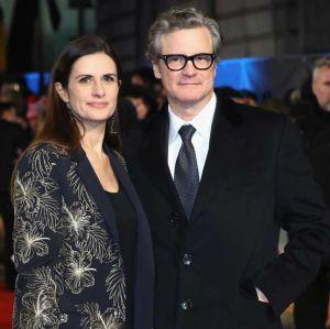 Colin Firth. Foto do site da Entretenimento R7 que mostra Esposa do ator Colin Firth assume ter tido caso com homem que perseguia o casal, entenda!