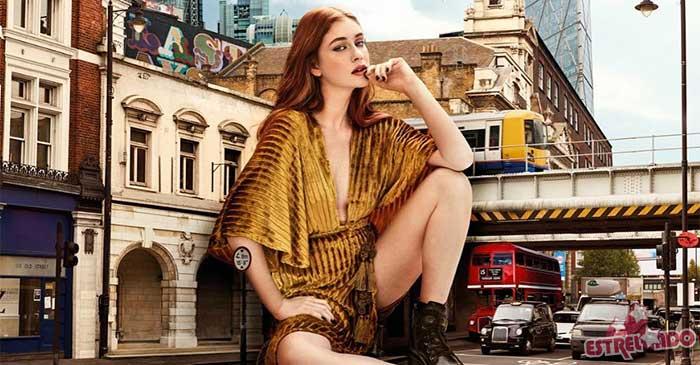 25d5214004883 Marina Ruy Barbosa aparece gigante em meio à paisagem de Londres, entenda!  - Estrelando