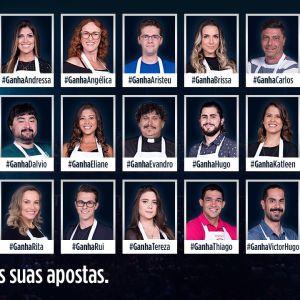 Foto do site da  que mostra 21 participantes são escolhidos no segundo episódio do MasterChef, vem ver o que rolou!