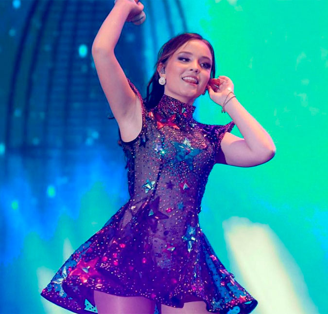 2a8d31a656407 Um vídeo dos dois aparentemente discutindo no show da Katy Perry está  circulando pelas redes