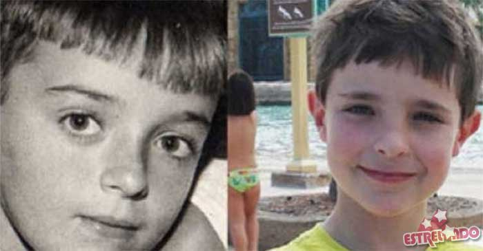 Homenagem De Aniversario 18 Anos Jean Filho: Filho De Gugu Liberato Faz Homenagem Ao Pai No Dia Do