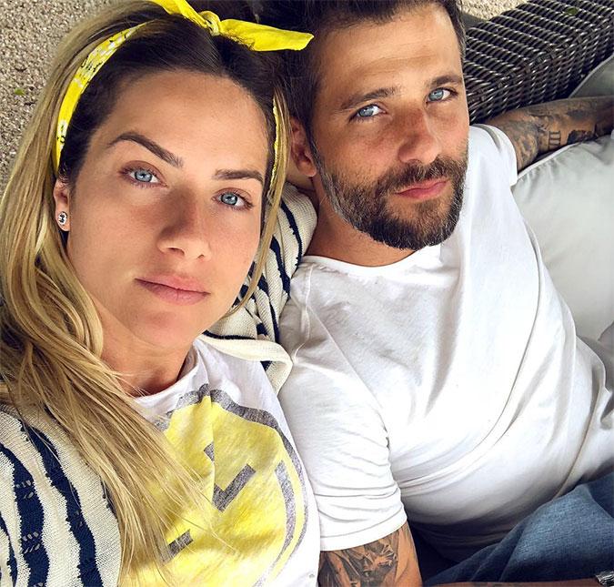 Giovanna Ewbank se declara a Bruno Gagliasso  Almas gêmeas se ... 6e23683f33