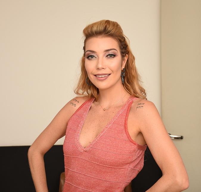 435ae6637 A cantora realizou show em Recife e entregou detalhes sobre o casamento com  Cris Gomes