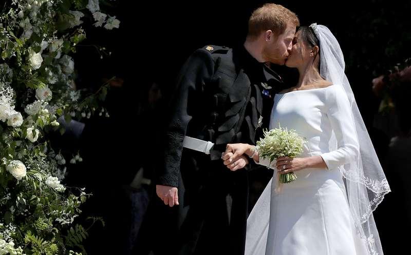 Agora que se casou com príncipe Harry c2b833046de