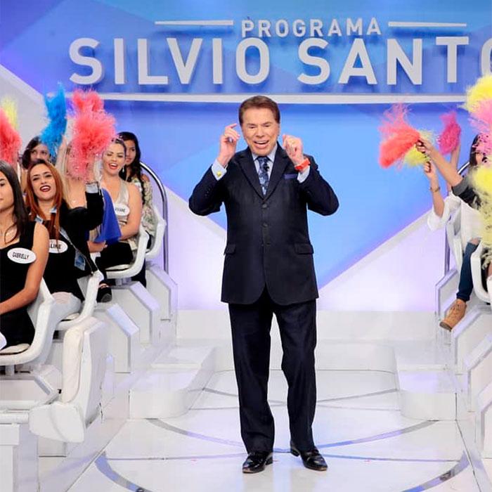 Silvio Santos instiga discórdia entre menina e Larissa Manoela - e ... 795d476ba5