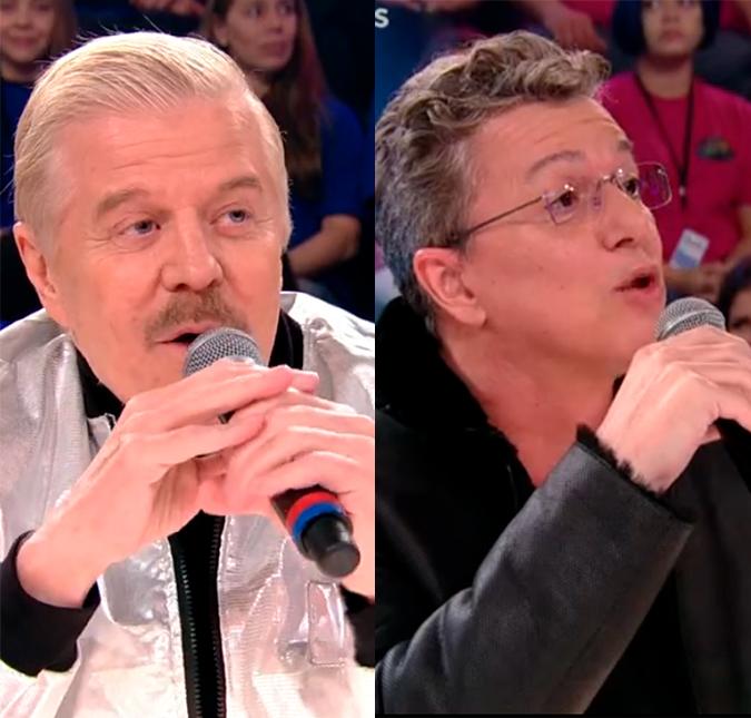 Boninho e Miguel Falabella se desentendem durante Show dos Famosos ... 7c604f0ff111c