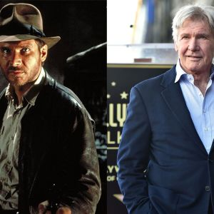 Confira o antes e o depois dos atores da franquia de Indiana Jones! 95dcb87f67c