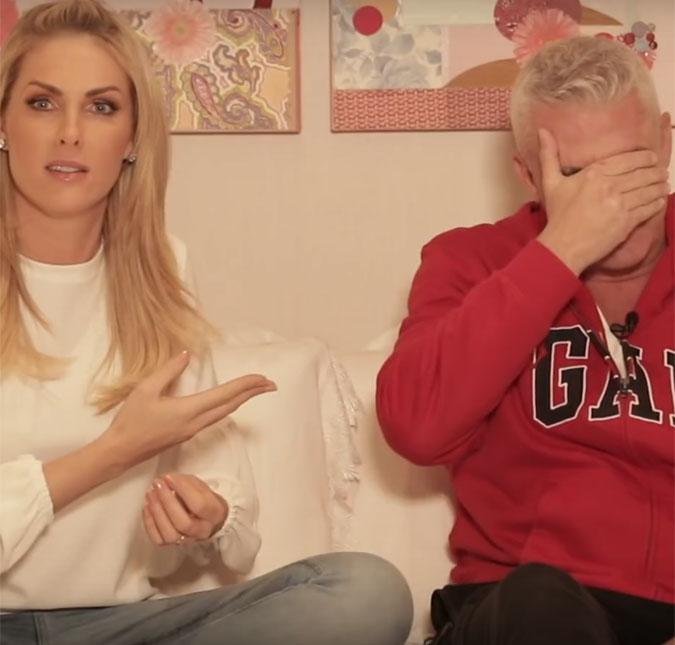 759f0dfdb4555 Marido de Ana Hickmann critica o cabelo da apresentadora e ainda a ...