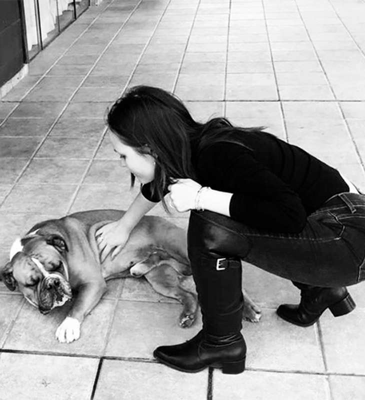 a737115dd8df9 Larissa Manoela lamenta morte de um de seus pets  Que dor no coração ...