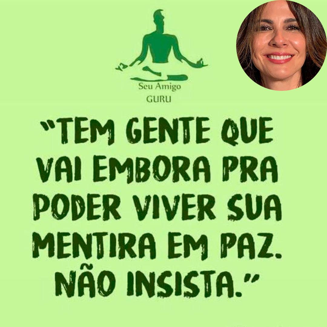 Luciana Gimenez Posta Frase Motivacional E Fãs Veem Indireta Para O