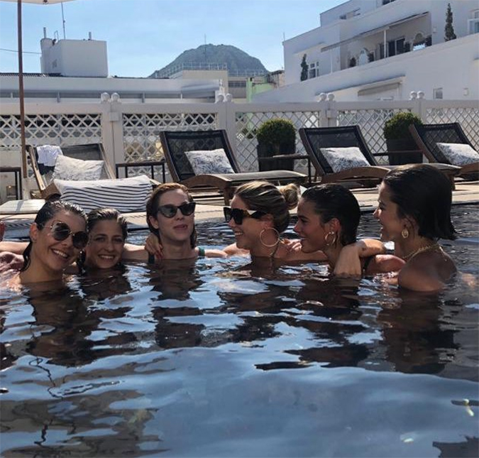 9e4338b96 Bruna Marquezine, Fernanda Souza, Giovanna Ewbank e Manu Gavassi se ...