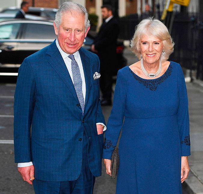 Homem Afirma Ser O Filho Que Principe Charles E Camilla Parker Bowles Tiveram Na Adolescencia Estrelando