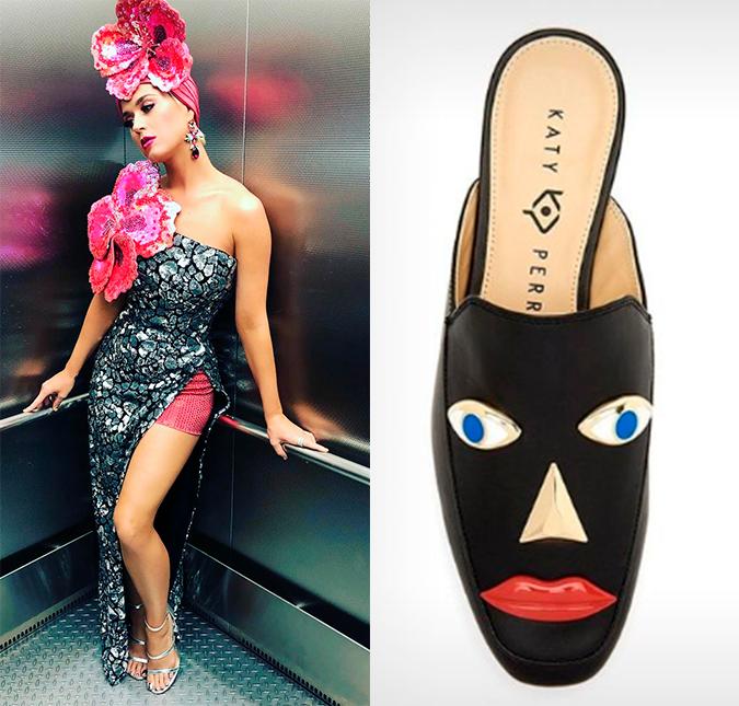 Após ser acusada de reproduzir blackface, Katy Perry retira linha de ... ae49fe54b5