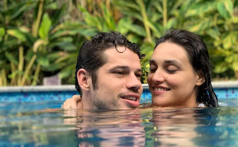 8bb41bb408756 O casal anunciou a separação no último final de semana e Marina Ruy Barbosa  foi apontada como o pivô