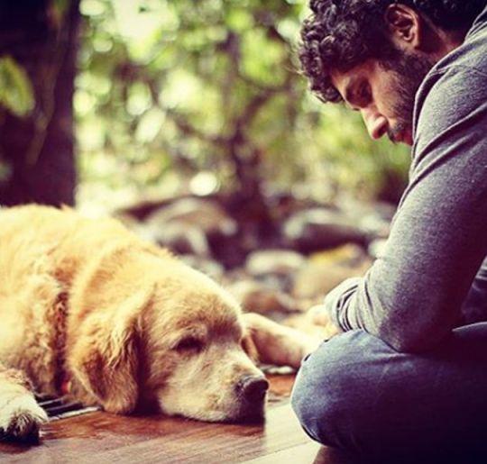 68a480699f008 Zezé Di Camargo lamenta a morte de sua cachorrinha  Neste momento só  lágrimas. Veja os famosos que já se despediram de seus pets - Estrelando
