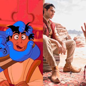 Estrelando - Da animação para os filmes com personagens