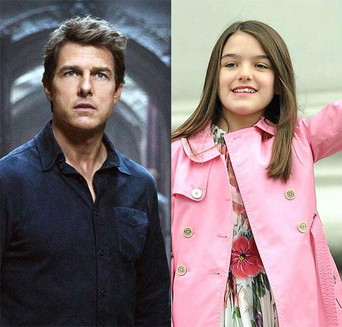 Tom Cruise Suri