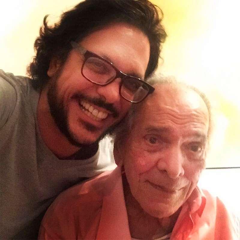 3cf5c2d10 O ator tinha 92 anos de idade e morreu na noite do último sábado, dia 11