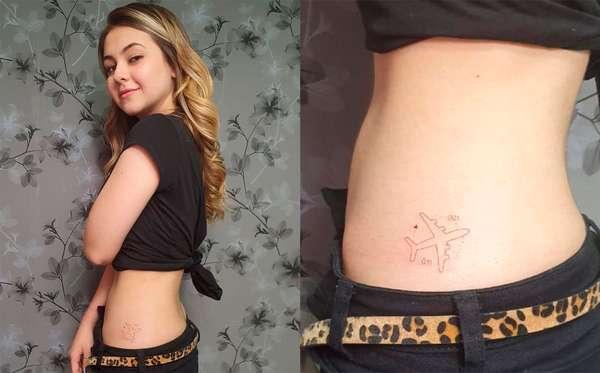 Confira Em 39 Fotos Os Teens E As Suas Tattoos Estrelando