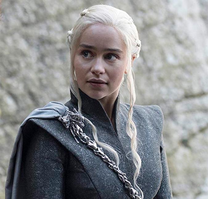 Emilia Clarke revela revela fotos inéditas de quando ficou