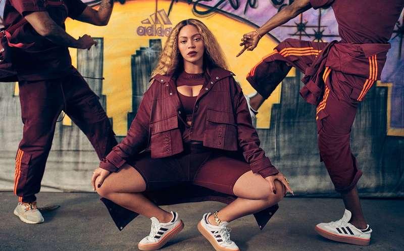 Beyonce Divulga Fotos De Sua Colecao Ivy Park Com A Adidas