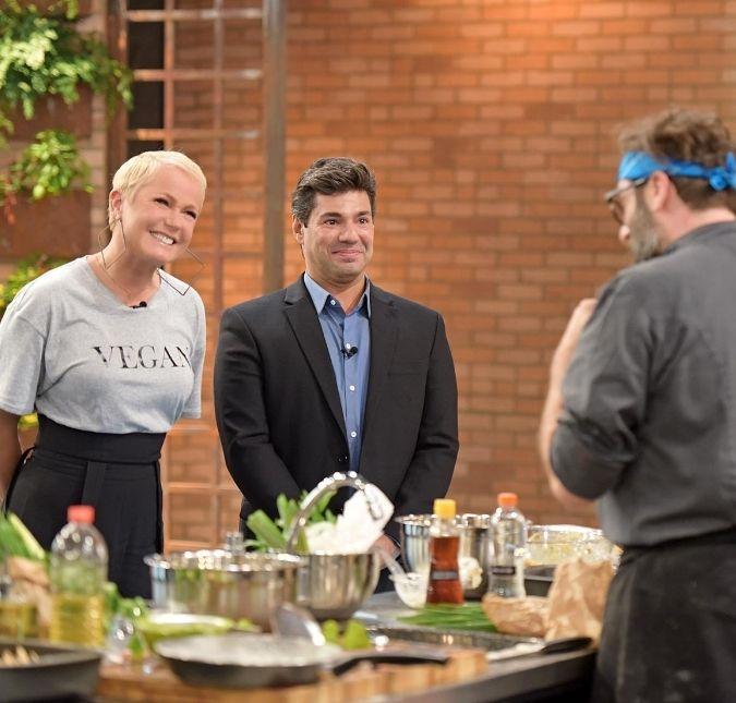 No Top Chef Brasil, participantes impressionam Xuxa Meneghel com ...