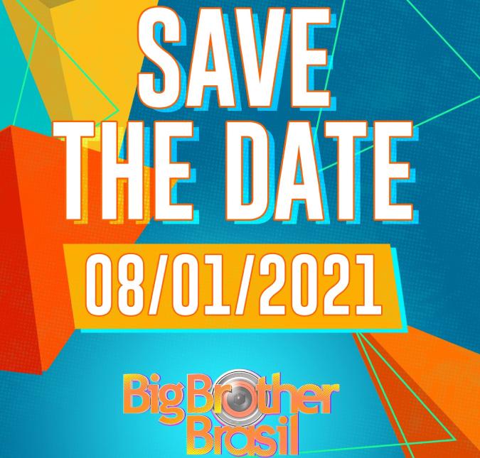 Data de estreia do Big Brother Brasil 21 é divulgada ...